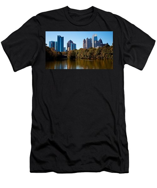 Midtown In The Fall Men's T-Shirt (Athletic Fit)
