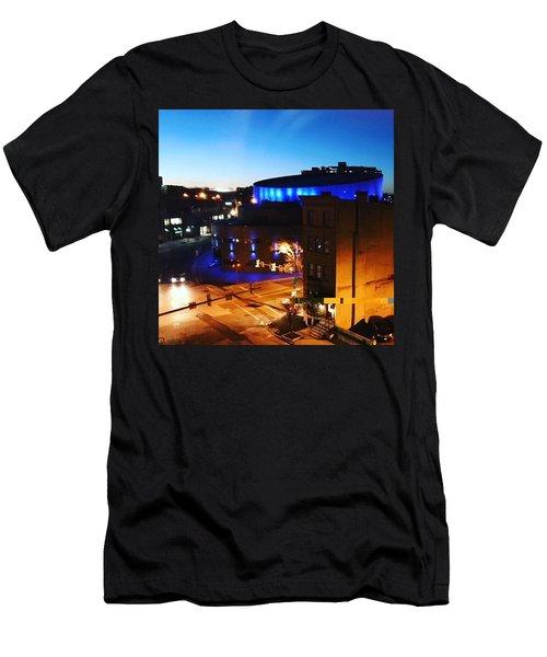 Midtown Neon Men's T-Shirt (Athletic Fit)
