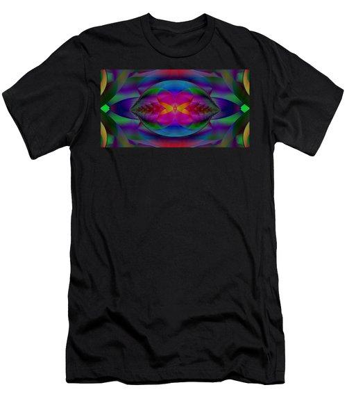 Migrating Dimensions Men's T-Shirt (Athletic Fit)