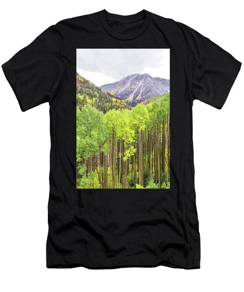 Miguel County Colorado Men's T-Shirt (Athletic Fit)