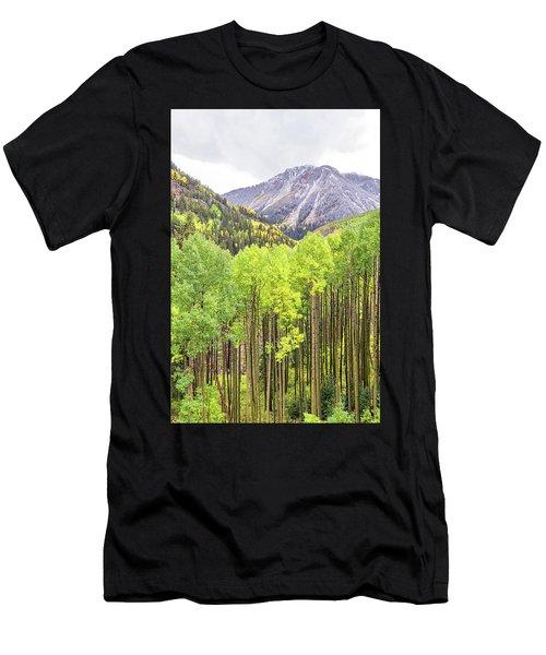 Miguel County Colorado Men's T-Shirt (Athletic Fit)