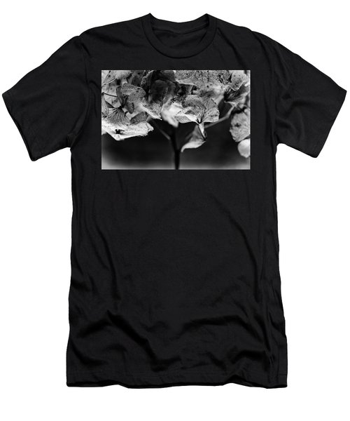 Miguel's Hydrangea 3 Men's T-Shirt (Athletic Fit)