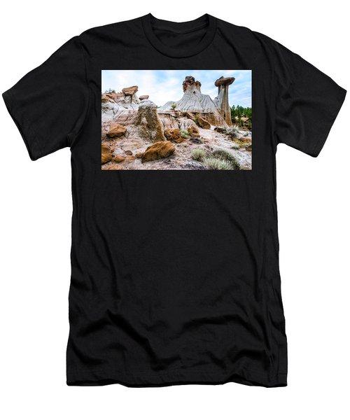 Mikoshika State Park Men's T-Shirt (Athletic Fit)