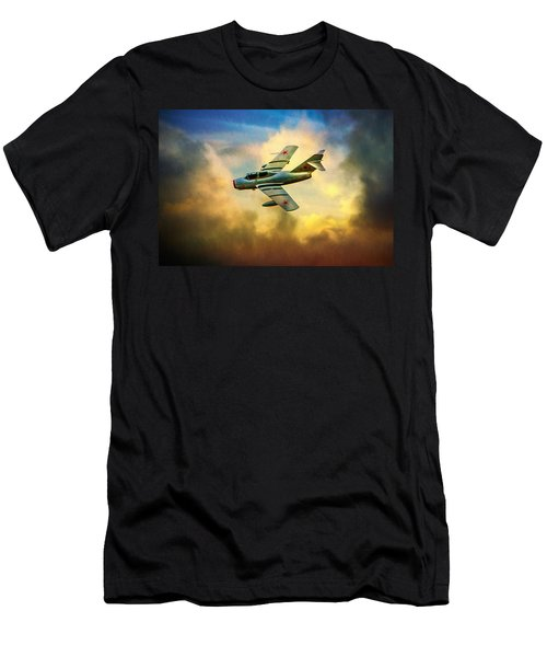 Mikoyan-gurevich Mig-15uti Men's T-Shirt (Athletic Fit)