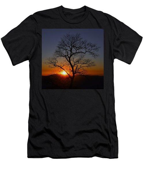 Mile High Men's T-Shirt (Athletic Fit)