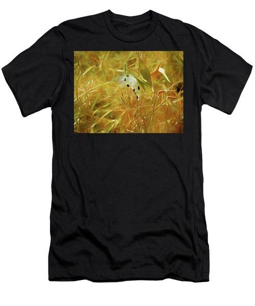 Milkweed In Sunlight 2 Men's T-Shirt (Athletic Fit)