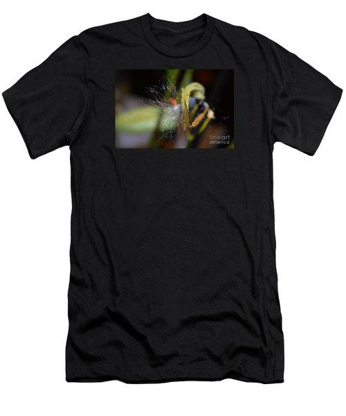 Milkweed Seed Men's T-Shirt (Athletic Fit)