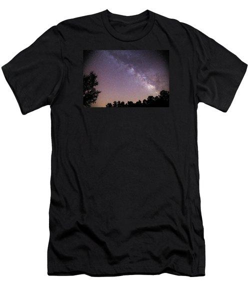 Milky Way Men's T-Shirt (Athletic Fit)