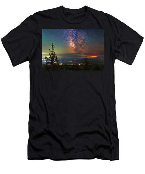 Milli Fire Men's T-Shirt (Athletic Fit)