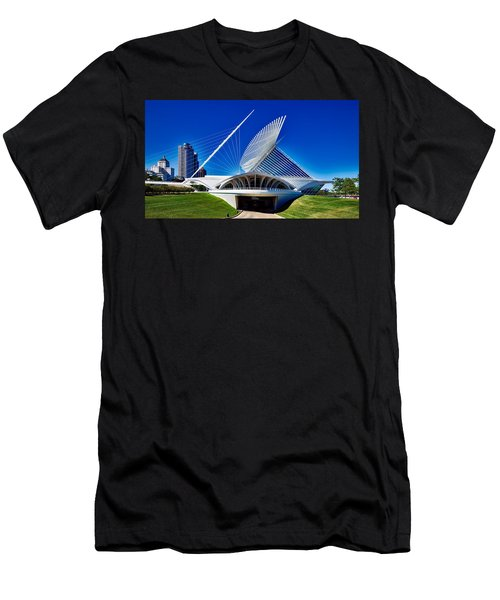 Milwaukee Art Museum Men's T-Shirt (Athletic Fit)