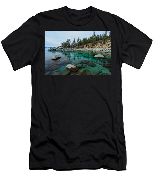 Mind Blowing Clarity Men's T-Shirt (Athletic Fit)