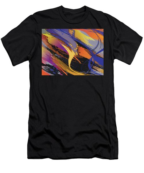 Mind Speed Men's T-Shirt (Athletic Fit)