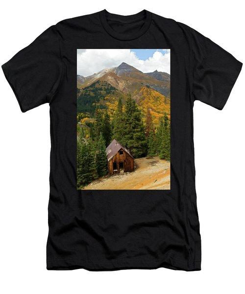Mining Shack Men's T-Shirt (Athletic Fit)