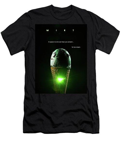 Mint Men's T-Shirt (Athletic Fit)