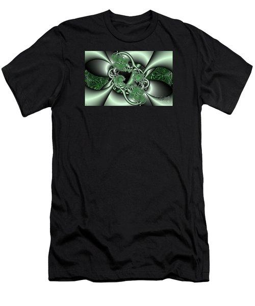Mint3 Men's T-Shirt (Slim Fit) by Ron Bissett