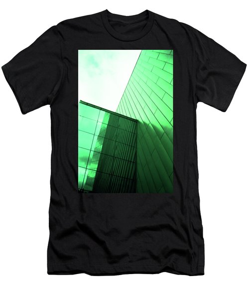 Mirror Building 2 Men's T-Shirt (Athletic Fit)