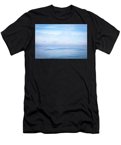 Mirror Calm 1 Men's T-Shirt (Athletic Fit)