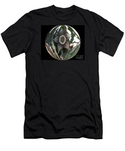 Captured Carrion Succulent Men's T-Shirt (Athletic Fit)
