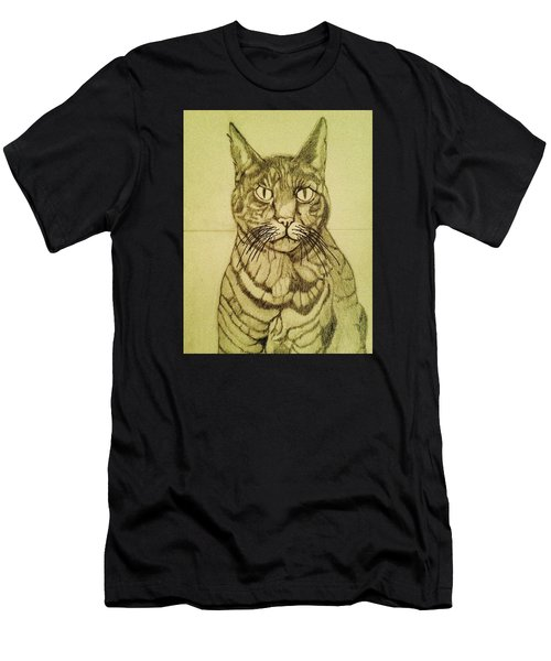 Misha The Pirate Men's T-Shirt (Athletic Fit)