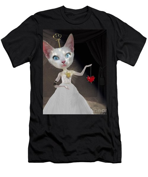 Miss Kitty Men's T-Shirt (Athletic Fit)