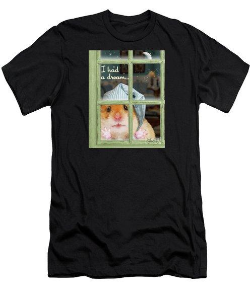 Miss Me Yet? Men's T-Shirt (Athletic Fit)