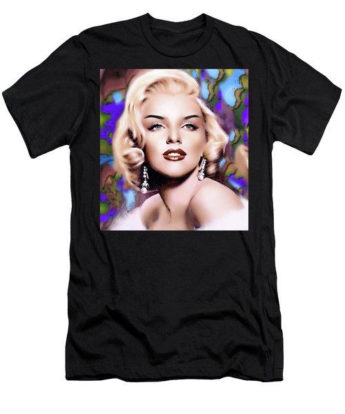 Miss Monroe Men's T-Shirt (Athletic Fit)