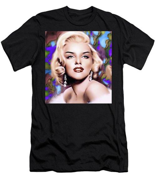 Miss Monroe Men's T-Shirt (Slim Fit)