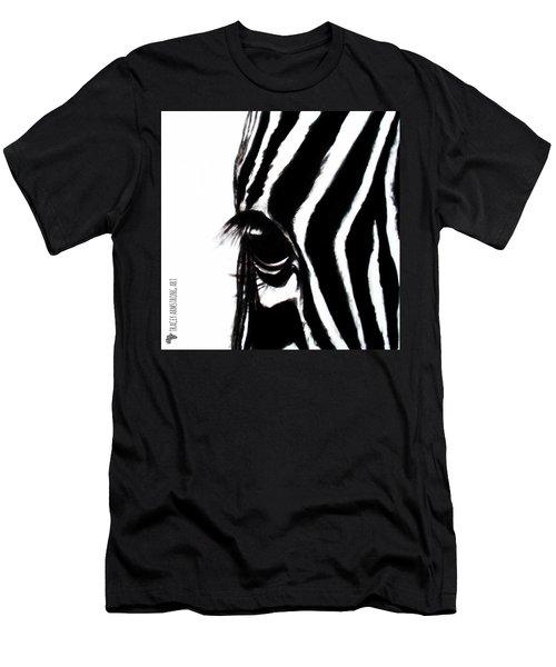 Miss Zebbie Men's T-Shirt (Athletic Fit)