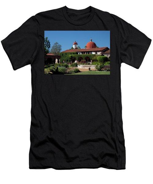 Mission Basilica Men's T-Shirt (Athletic Fit)