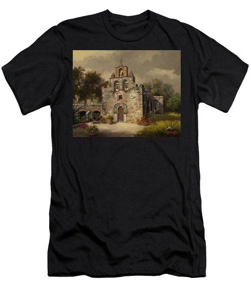 Mission Espada Men's T-Shirt (Athletic Fit)