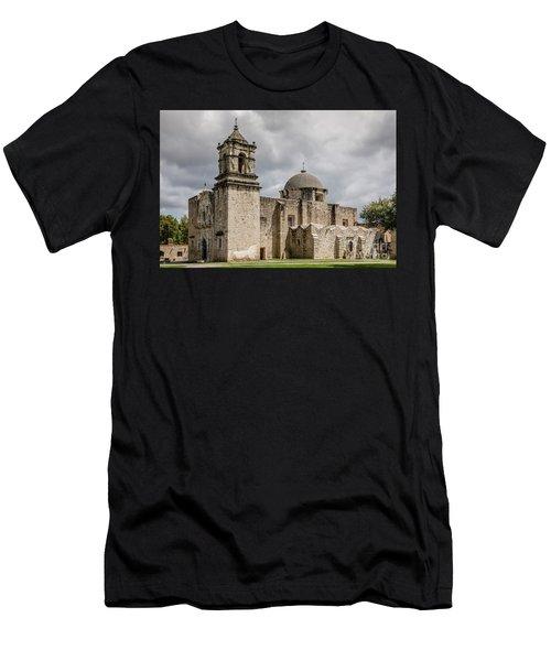 Mission San Jose - 1352 Men's T-Shirt (Athletic Fit)