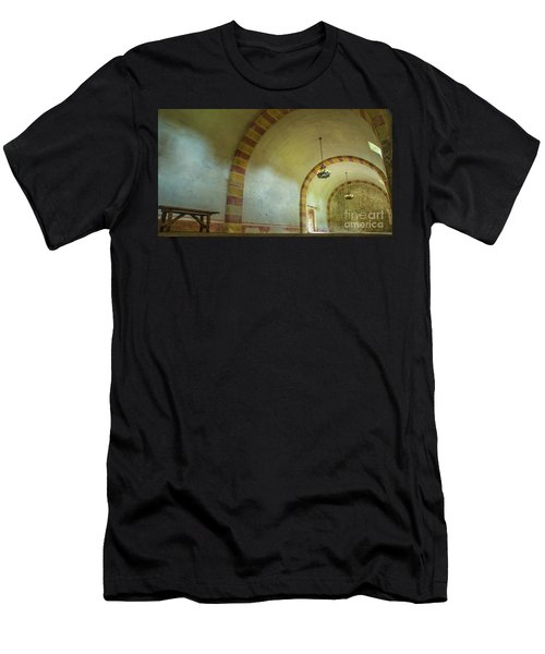 The Granary At Mission San Jose  Men's T-Shirt (Athletic Fit)
