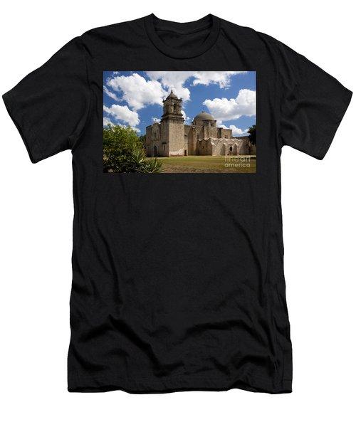 Mission San Juan Men's T-Shirt (Athletic Fit)