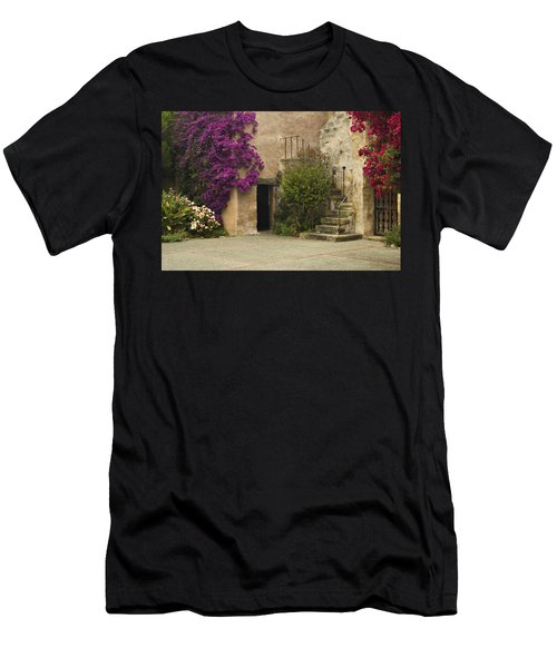 Mission Stairs Men's T-Shirt (Athletic Fit)