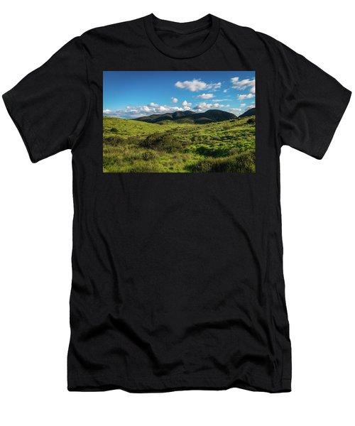 Mission Trails Grasslands Men's T-Shirt (Athletic Fit)
