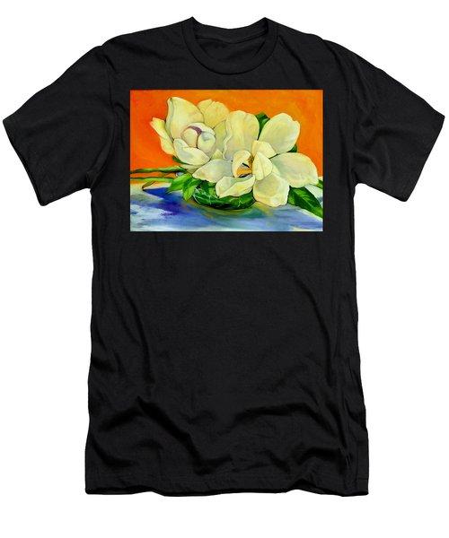Mississippi Magnolias Men's T-Shirt (Athletic Fit)