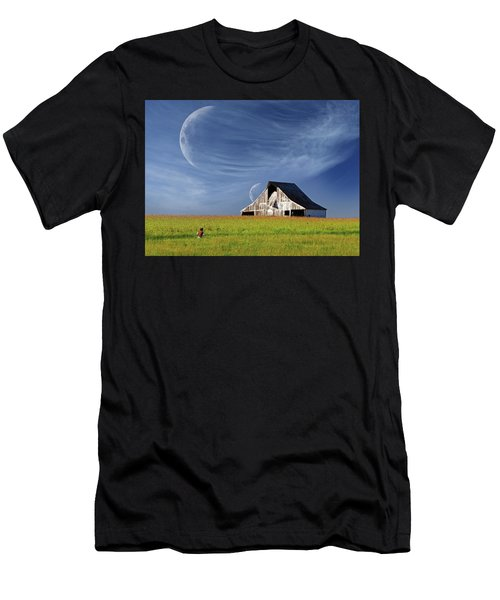 Missouri Hallucination Men's T-Shirt (Athletic Fit)
