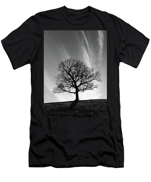 Missouri Treescape Men's T-Shirt (Slim Fit) by Christopher McKenzie