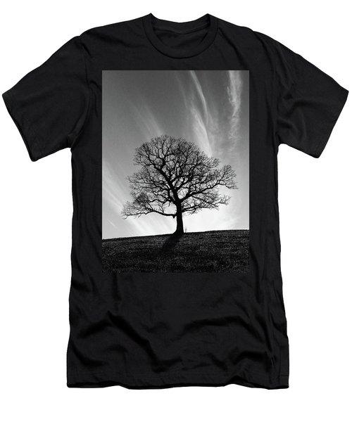 Missouri Treescape Men's T-Shirt (Athletic Fit)