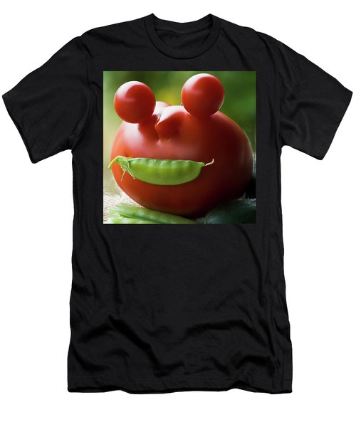 Mister Tomato Men's T-Shirt (Athletic Fit)