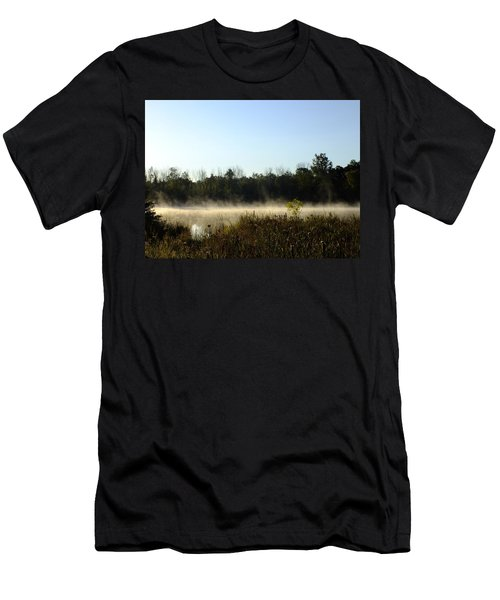 Mists On The Welland Men's T-Shirt (Athletic Fit)
