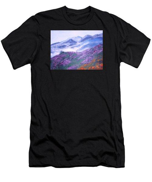 Misty Mountain Hop Men's T-Shirt (Athletic Fit)