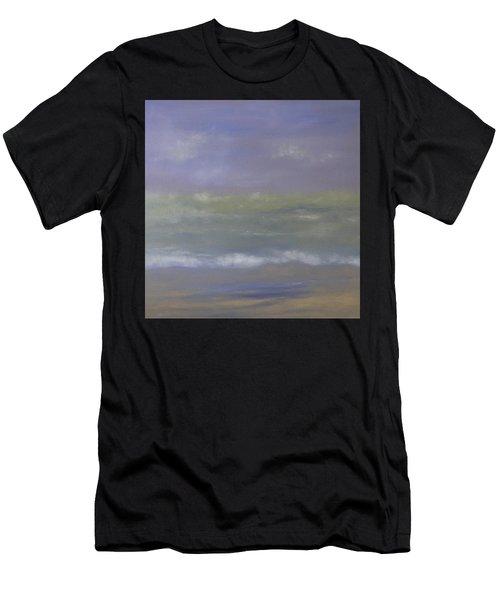 Misty Sail Men's T-Shirt (Athletic Fit)