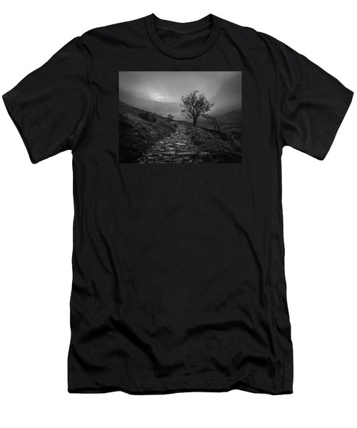 Misty Valley Men's T-Shirt (Athletic Fit)