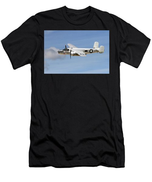 Mitchell In The Sky Men's T-Shirt (Athletic Fit)