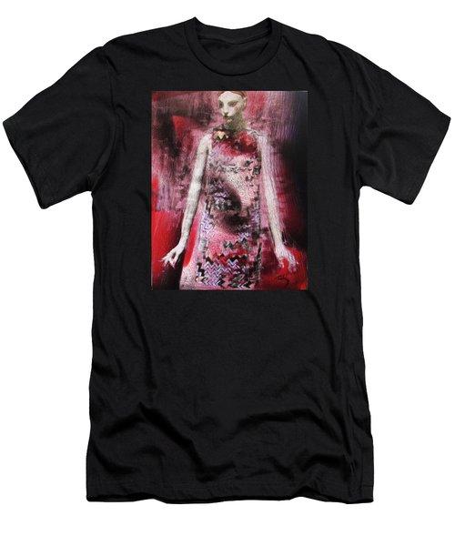 Mizz Oni Men's T-Shirt (Athletic Fit)
