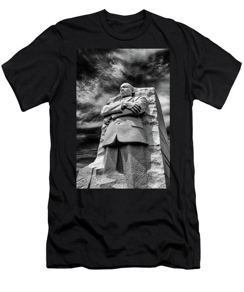 Mlk Memorial Men's T-Shirt (Athletic Fit)