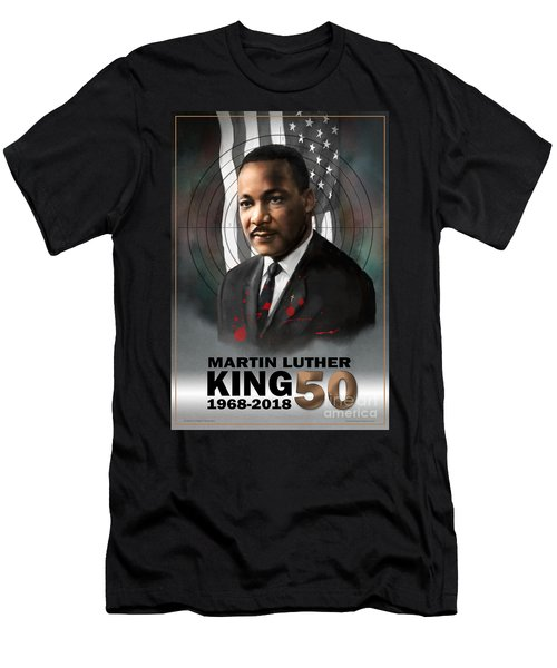 Mlk50 Men's T-Shirt (Athletic Fit)
