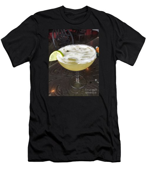 Mmmmm Margarita Men's T-Shirt (Athletic Fit)