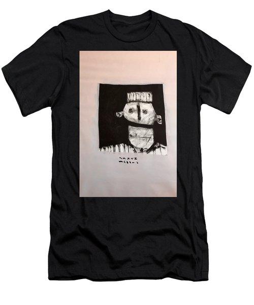 Mmxvii Content Men's T-Shirt (Athletic Fit)